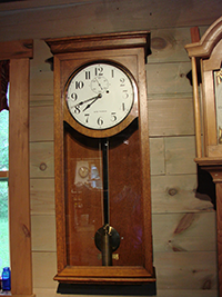 Peter Rioux Clock Service Maine Clock Repair And